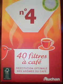Продам фильтр бумажный для кофеварок №4. перешлю.