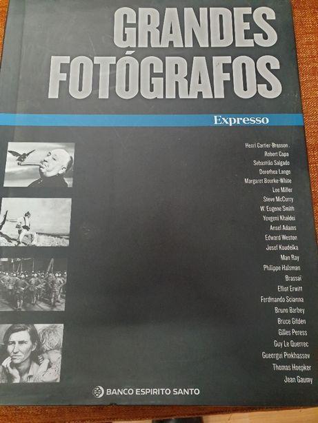 Colecção Grandes Fotografos Expresso