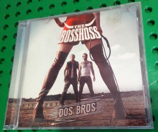 CD The Bosshoss czyli sieczkobrzęki z dzikiego zachodu