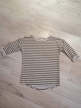 Bluza w paski rozmiar S