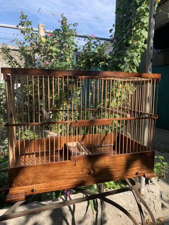 Клетки для птичек ручная работа