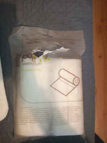 Wkłady do pieluszek jednorazowych