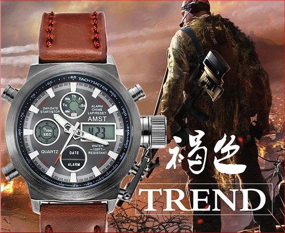 Zegarek Wojskowy AMST