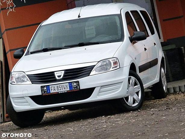 Dacia Logan 1,6 85km. Bifuel Stan Jak Nowy Roczna Gwarancja