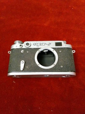 Фотоаппарат ФЭД-2 без объектива