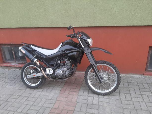 Yamaha xt 660 r xtz