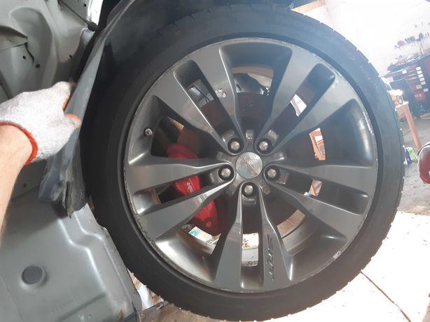 Dodge Challenger str Charger felgi 20 cali
