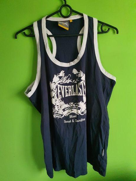 koszulka Męska Everlast bokserka trening-siłownia Rozmiar L