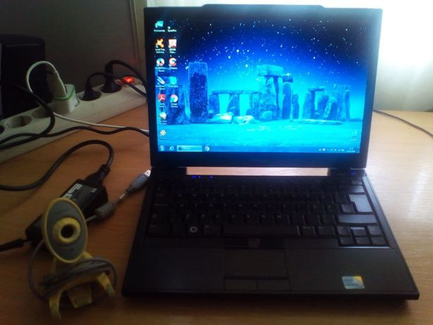 Ноутбук dell e4300 для офиса, фильмов