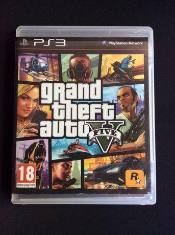 GTA 5 para ps3 para venda