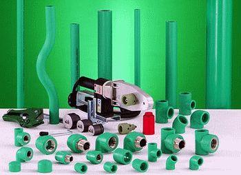 Canalizações em PPR e PVC