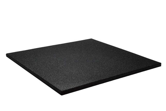 Płyta mata podłoga gumowa kwadrat 95x95x1,4 Slice SBR siłownia