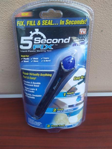 Горячий клей жидкий пластик, 5 секунд Fix SKL32