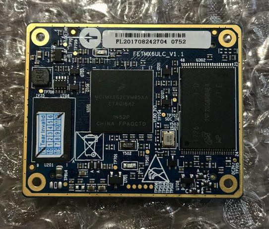 Процессорный модуль Forlinx FETMX6UL-C2 на i.MX6UL
