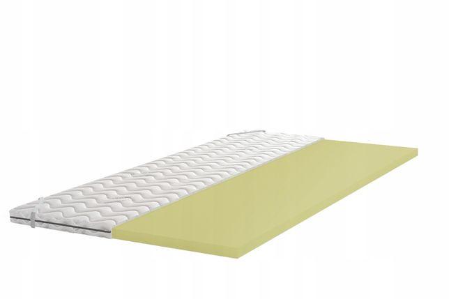 Nakładka materac nawierzchniowy Visco 140x200 8 cm