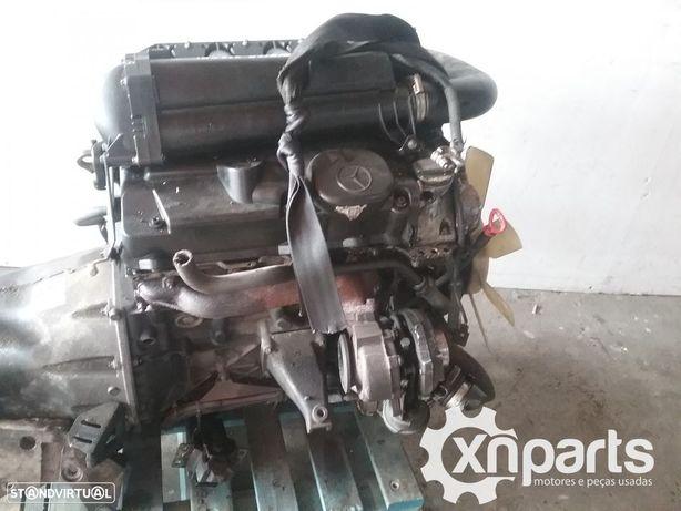 Motor MERCEDES SPRINTER 3-t (903) 313 CDI | 04.00 - 05.06 Usado REF. OM 611.981