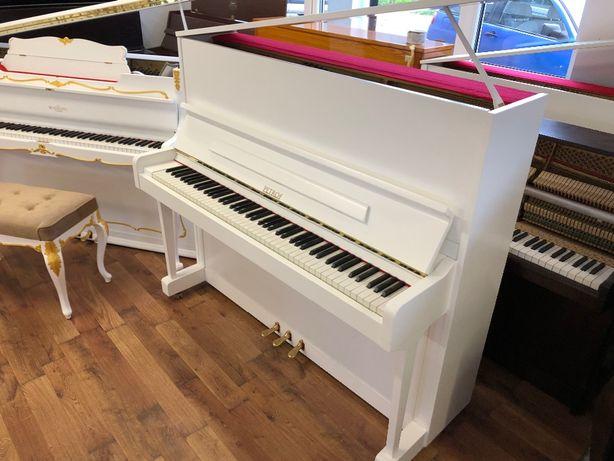 Pianino białe Petrof Concerto K125