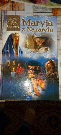 Książka Maryja z Nazaretu.