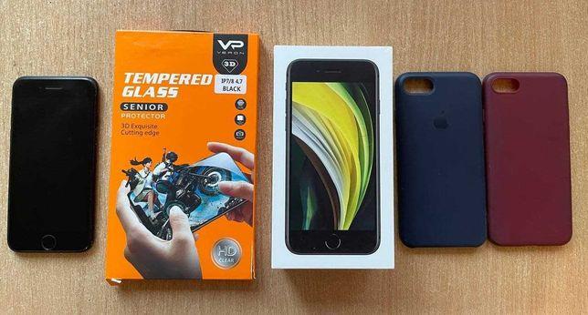 IPhone SE 2 2020 128 gb Black Neverlock