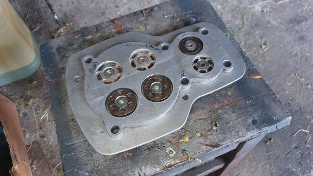 Kompresor sprężarka płyta zaworowa ABAC b6000