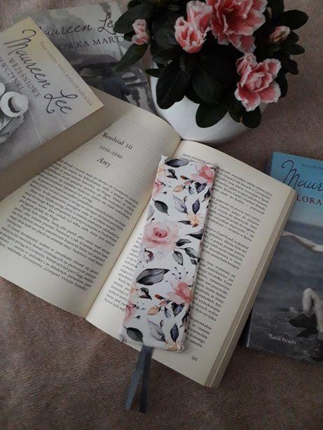 Zakładka do książki - handmade