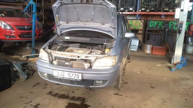 Opel Zafira 1.6 2.2- 2.0DTI. Капот, бампер, пружини, крила, фари, ляда