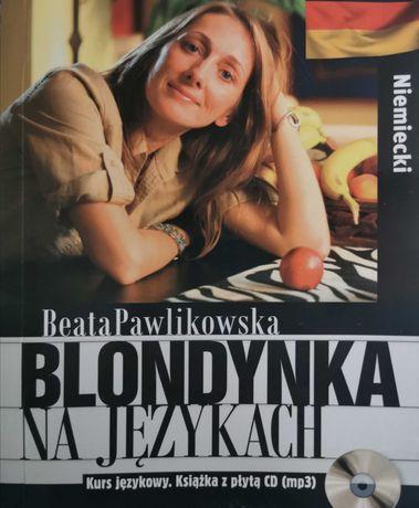 Blondynka na językach. Niemiecki + CD UNIKAT!