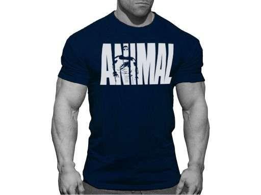 Super Koszulka ANIMAL Granatowy Ostatnie SZTUKI!!!