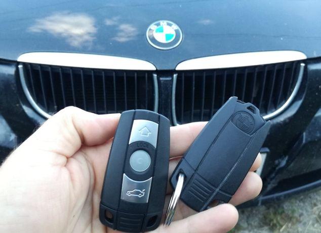 BMW 5 E60 E61 kluczyk, naprawa