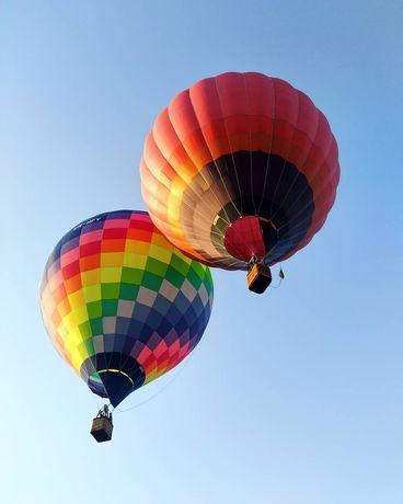 Оригинальный подарок - полет на воздушном шаре!
