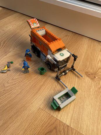 Lego City 60118 Śmieciarka