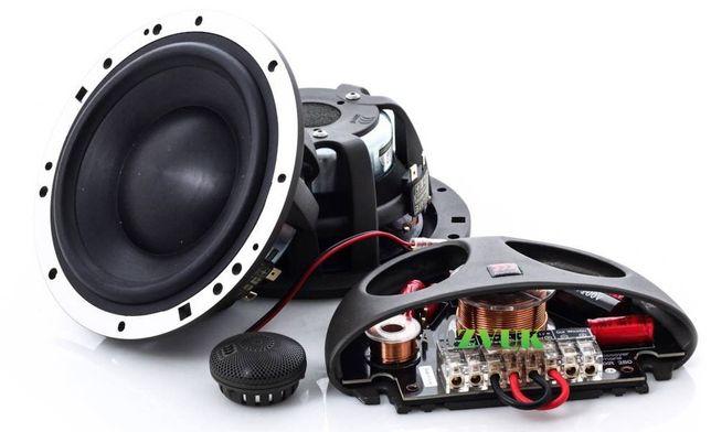 "Morel Elate 602 6.5"" High End component speakers"