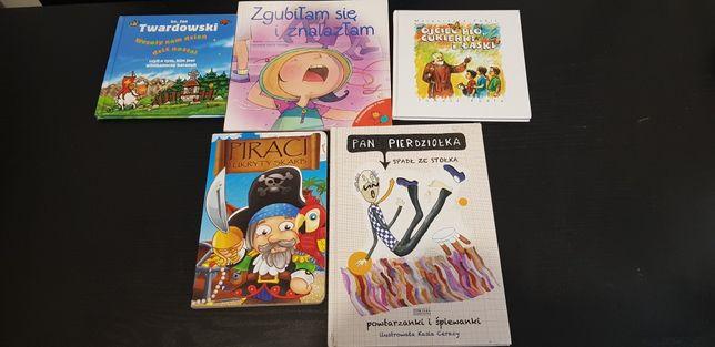 Książki dla młodszych
