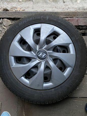Шины на дисках Michelin