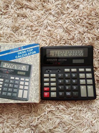Калькулятор citizen