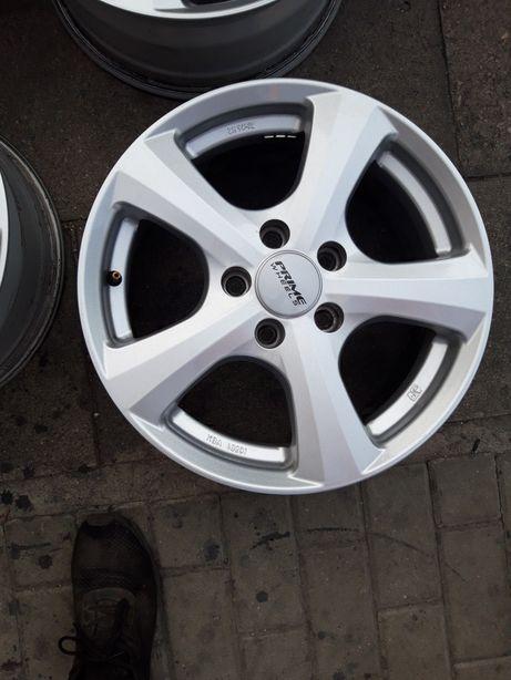 Felgi Aluminiowe Alusy R 16 MSW OZ 5x112 VW AUDI SKODA SEAT