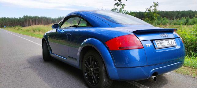 Audi TT 1.8T + LPG
