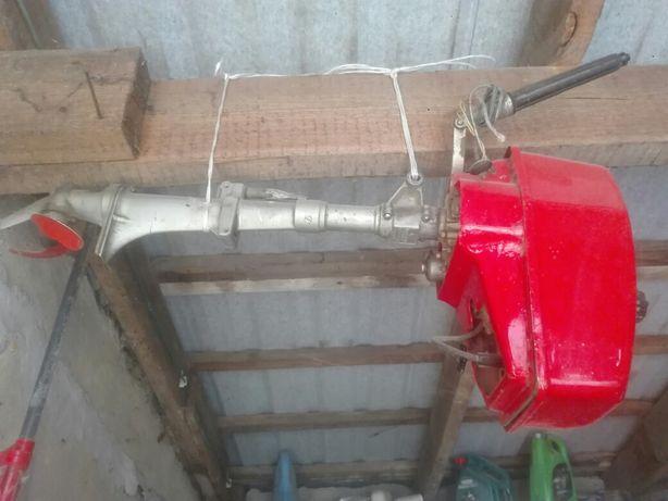 Silnik zaburtowy do łodzi, malo używany CCCP stan idealny lata 80'