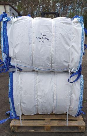 Worki BIG BAG używane. Na przemiał, granulat, zboże, odpady, pellet