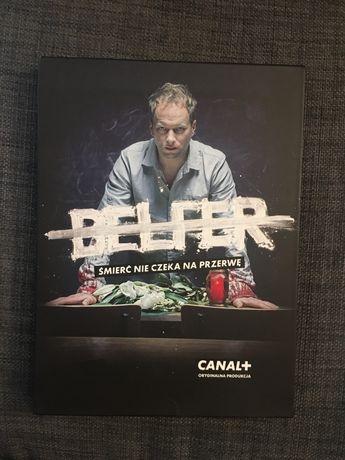 Belfer dvd sezon pierwszy