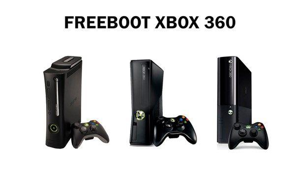 Установка FREEBOOT на XBox 360 FAT/ XBox 360 Slim, Чиповка, LT 3.0
