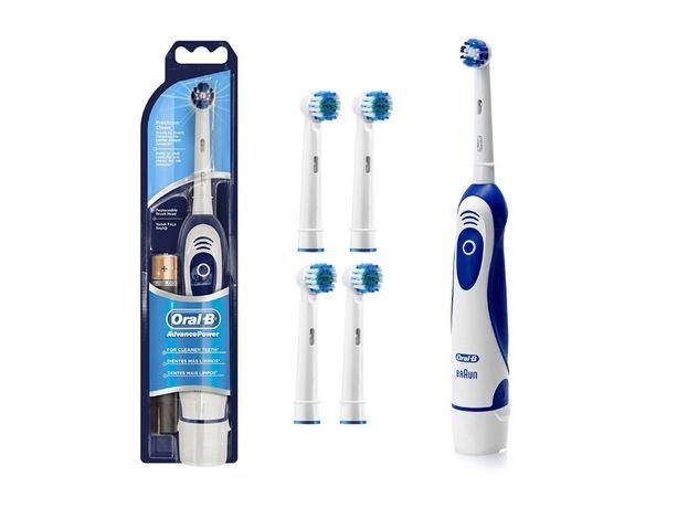 Зубная щетка Oral-b Braun DB4.010 и комплект насадок 4 шт Oral b