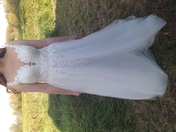 Suknia ślubna - przyniesie szczęście ;)