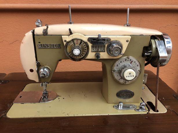 "Maquina de Costura "" WINSTON "" ( K.I. , NEW YORK )"