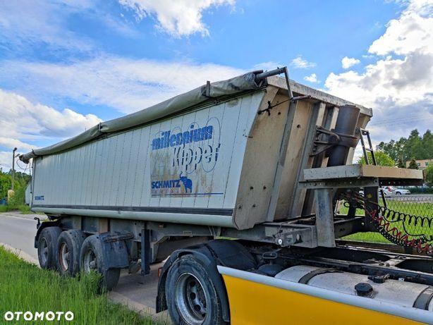 Schmitz Cargobull WYWROTKA 26m3, TARCZA
