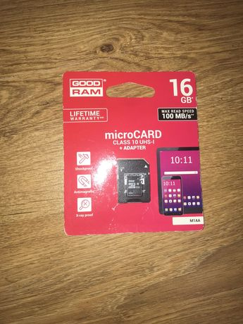 Micro SD Goodram Kingston 16gb 32 gb