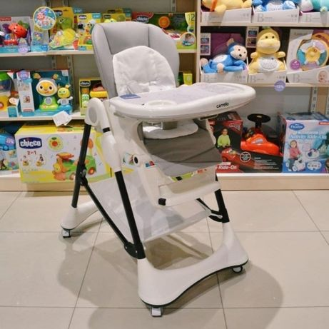 Современный детский стульчик для кормления Carrello Stella