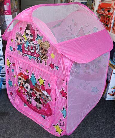 Игровая палатка домик Лол, Единорог, Unicorn, cъёмная крыша