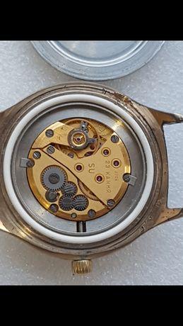 Часы позолота Ау- 1. СССР Луч знак качества
