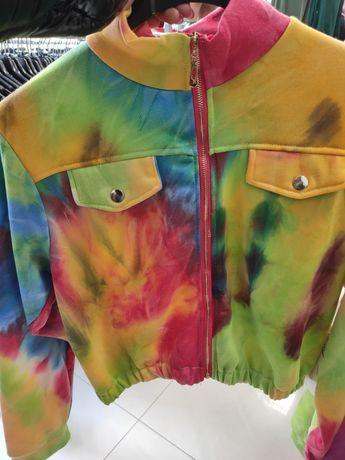 Rozsuwana bluza/kurtka
